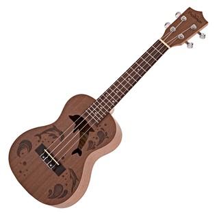 Freshman UKSAPC Concert Sapele Acoustic Ukelele