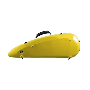 Sinfonica Rocket 4/4 Violin Case, Yellow