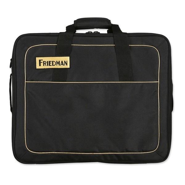 "Friedman Tour Pro 1520 15"" x 20"" Pedal Board- Carry Bag Front"