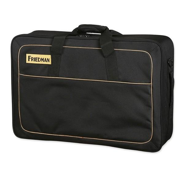 "Friedman Tour Pro 1530 15"" x 30"" Pedal Board- Carry Bag Angle"