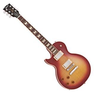 Gibson Les Paul Standard T Left Handed Guitar, Cherry Sunburst (2017)