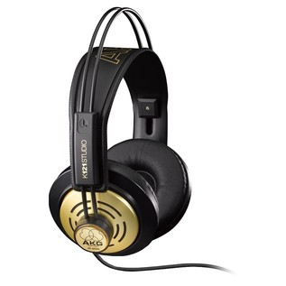 AKG K121 Studio Semi-Open Headphones - Angled