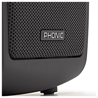 Phonic Safari 2000 200w Mobile PA System with 2 Channel Mixer