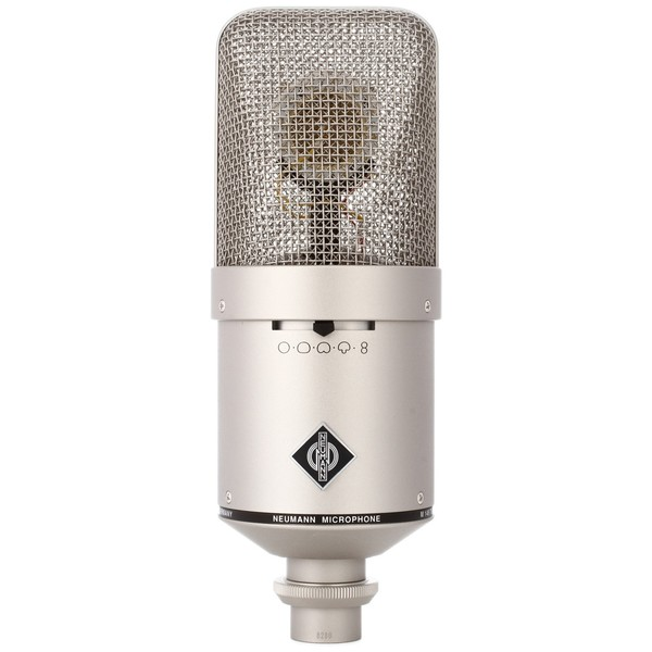 Neumann M 149 Tube Studio Microphone - Front