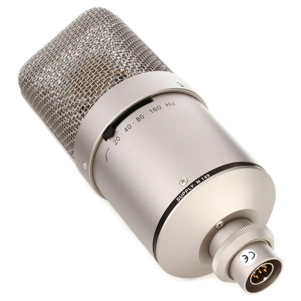 Neumann M 149 Tube Studio Microphone - Angled 2