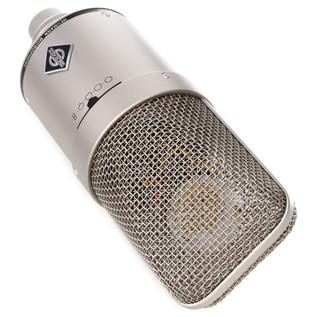 Neumann M 149 Tube Studio Microphone - Angled