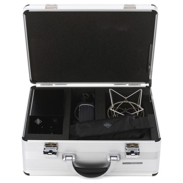 Neumann M 149 Tube Transformerless Studio Microphones - Boxed