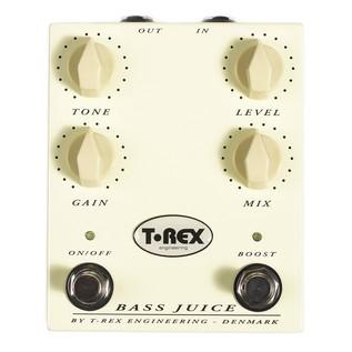 T-Rex Bassjuice Organic Bass Distortion Face
