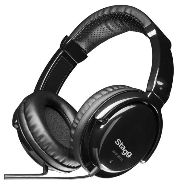 Stagg SHP-5000 Studio and Pro DJ Headphones
