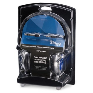 Stagg SHP-2200H Hi-Profiled Headphones