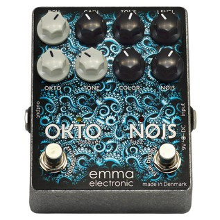 Emma Electronic Okto Nøjs Analog Octaver and Fuzz