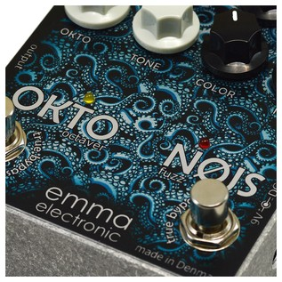 Okto Nøjs Analog Octaver and Fuzz