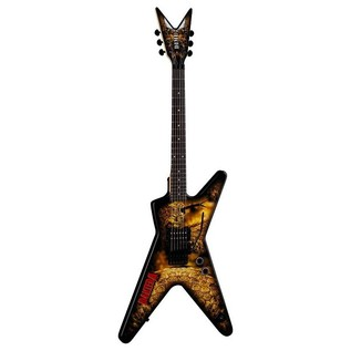 Dean Dimebag Pantera Southern Trendkil ML Electric Guitar Front View
