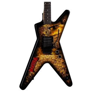 Dean Dimebag Pantera Southern Trendkil ML Electric Guitar Body View