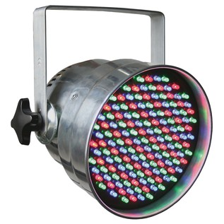FX Lab Par 56 Short Nose LED Can DMX, Aluminium