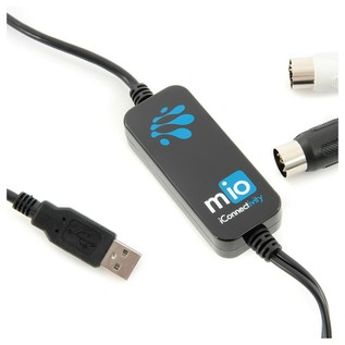 iConnectivity Mio MIDI Interface - Full