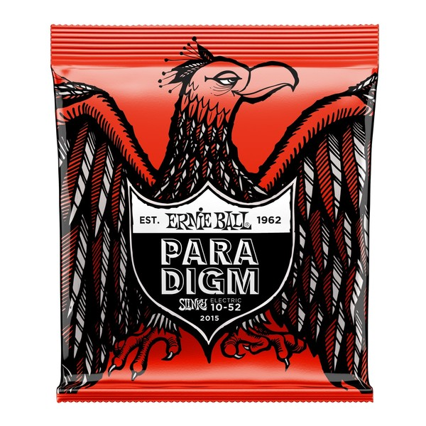 Ernie Ball Paradigm Skinny Top Heavy Bottom, 10-52