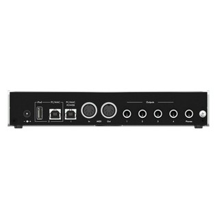 iConnectivity iConnectAUDIO2+ USB Audio Interface - Rear