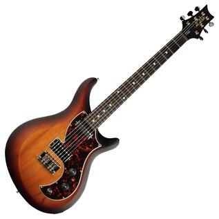 PRS S2 Vela Satin Limited Electric Guitar, McCarty Tobacco Sunburst
