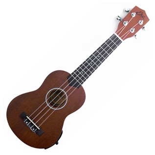 Eko Duo EQ Soprano Ukulele With Accessories