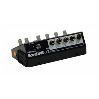 SoundLAB Microphone Mixer with Effects