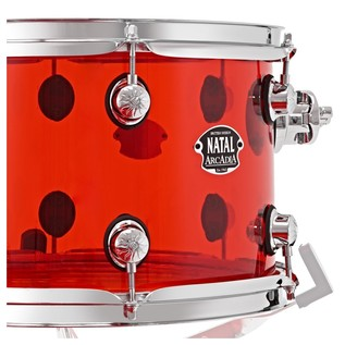 Natal Arcadia 5 Piece Kit, Red