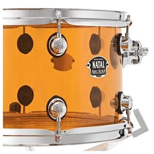 Natal Arcadia 5 Piece Kit, Orange