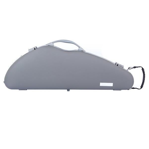 BAM 2000XL Hightech Slim Violin Case, Grey Panther