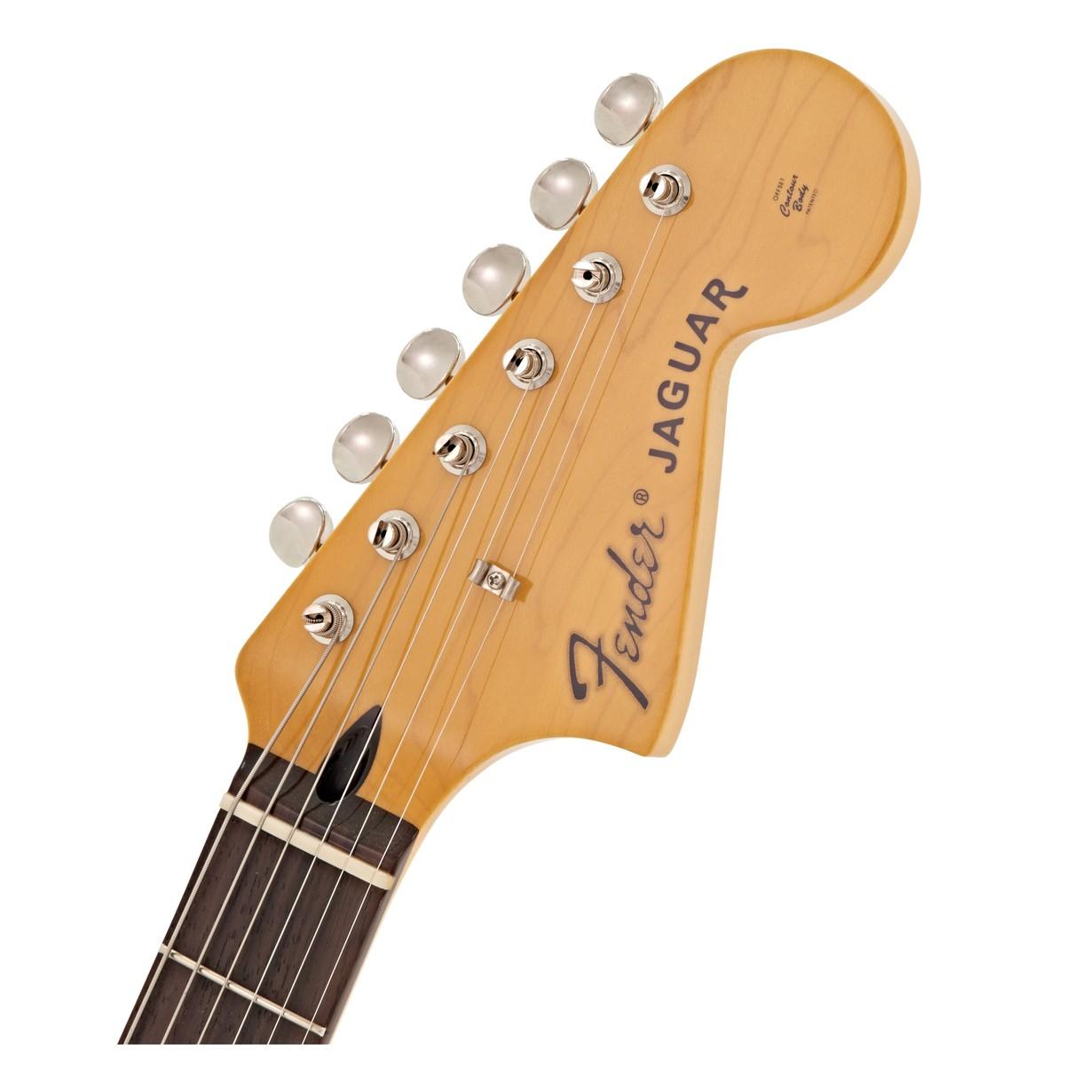 disc fender japan fsr jaguar special electric guitar 3 tone sunburst at gear4music. Black Bedroom Furniture Sets. Home Design Ideas