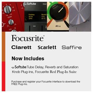 Focusrite Clarett 8 Pre Thunderbolt Audio Interface