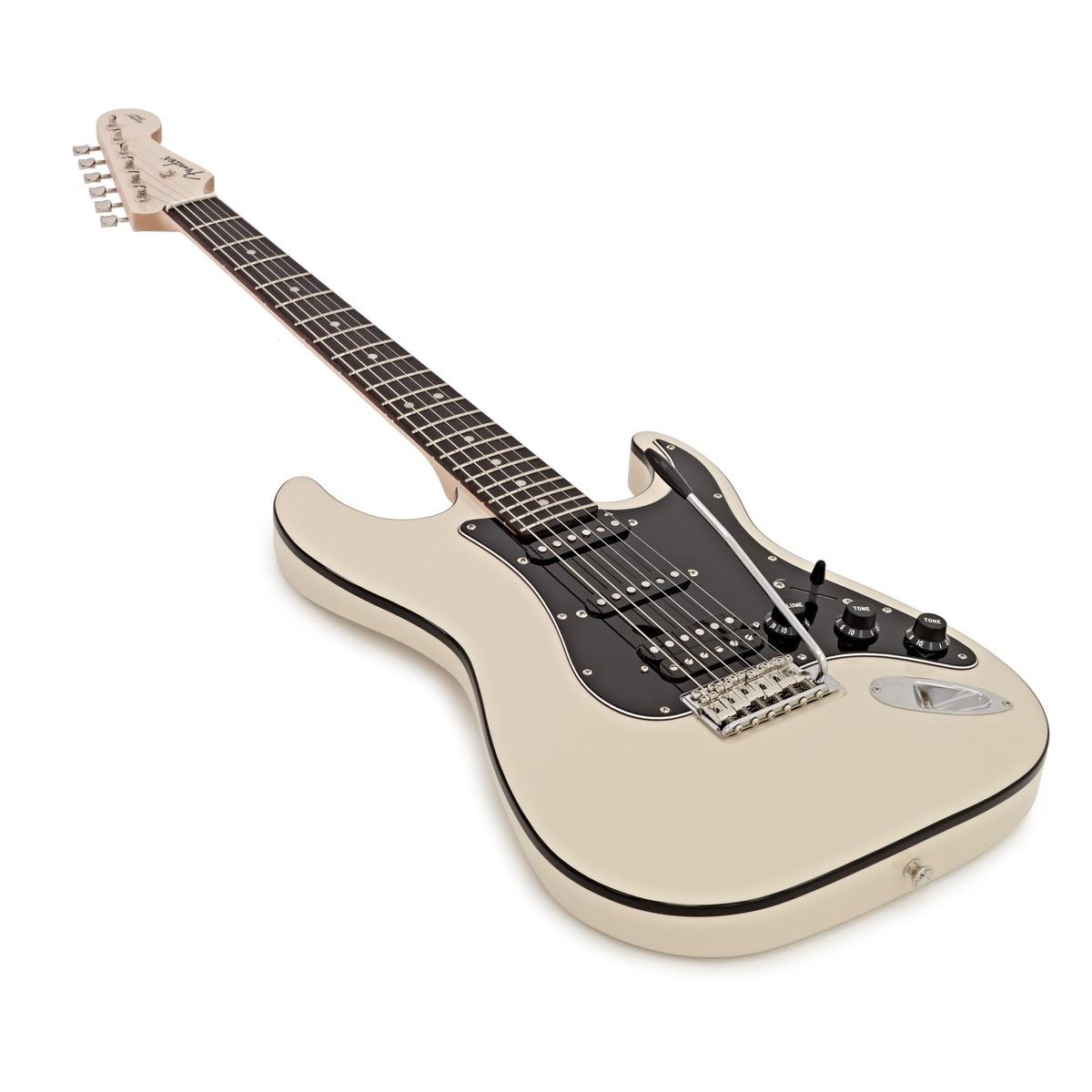 Fender Japan FSR Aerodyne Stratocaster Vintage White Loading Zoom