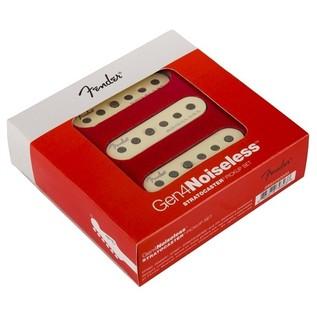 Fender Gen 4 Noiseless Stratocaster Pickups 2