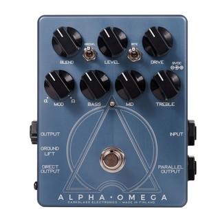 Darkglass Alpha Omega Dual Distortion Bass Pedal