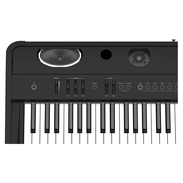 Roland FP-90 Digital Piano Controls