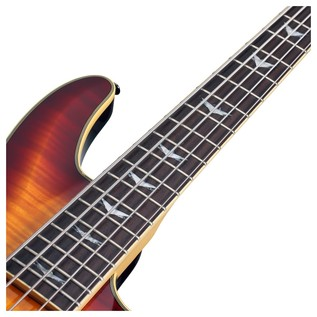 Omen Extreme-5 Bass Guitar, Vintage Sunburst