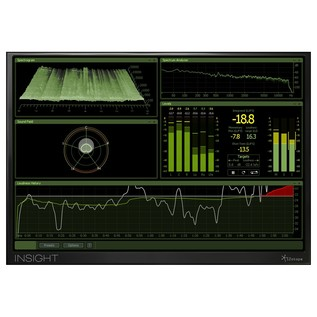 iZotope RX Post Production Suite 2 - Insight Metering Suite