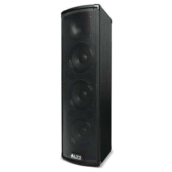 Alto Trouper Bi-Amplified PA Speaker - Angled