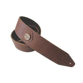 Copperpeace Homerun Classic Brown Guitar Strap 2