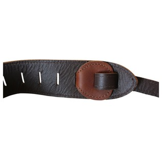 Copperpeace Homerun Classic Brown Guitar Strap 3