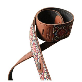 Copperpeace The Original Gypsy Leather Guitar Strap 2