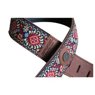 Copperpeace The Original Gypsy Leather Guitar Strap 3