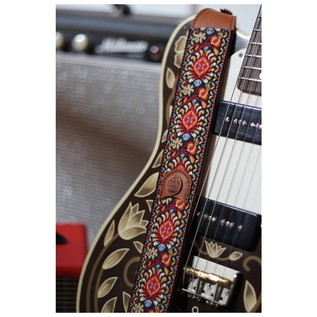 Copperpeace The Original Gypsy Leather Guitar Strap 4