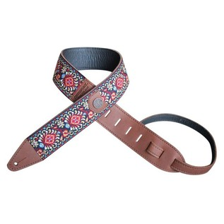 Copperpeace The Original Gypsy Leather Guitar Strap 1