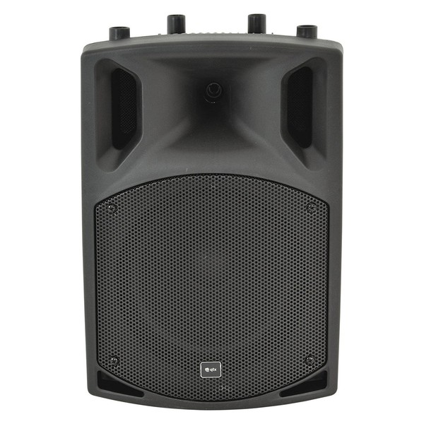QTX QX10BT Active Speaker with Bluetooth - Front