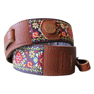 Copperpeace The Original Gypsy Leather Banjo Strap 1
