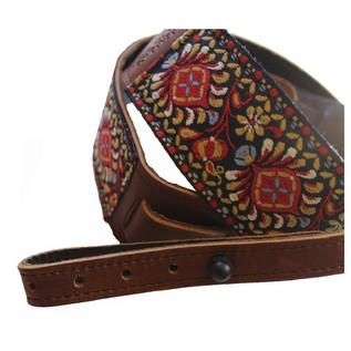 Copperpeace The Original Gypsy Leather Banjo Strap 2