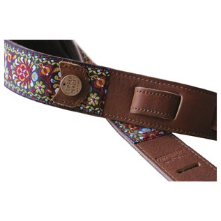 Copperpeace The Original Gypsy Leather Banjo Strap 3
