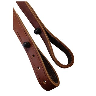 Copperpeace The Original Gypsy Leather Banjo Strap 5