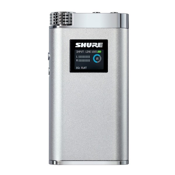 Shure SHA900 Portable Listening Headphone Amplifier