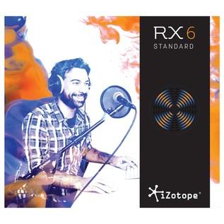 iZotope RX6 Audio Editor - Box Art